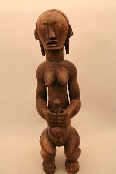 art africain du cameroun