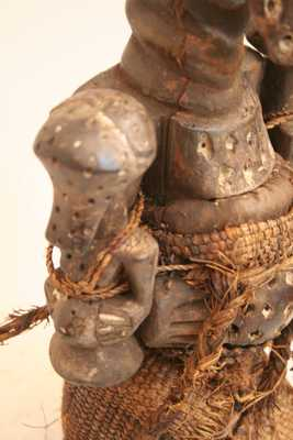 songye d afrique r p d moncratique du congo statuette songye masque ancien africain songye. Black Bedroom Furniture Sets. Home Design Ideas