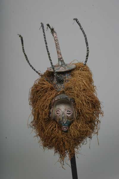 masque africain yaka