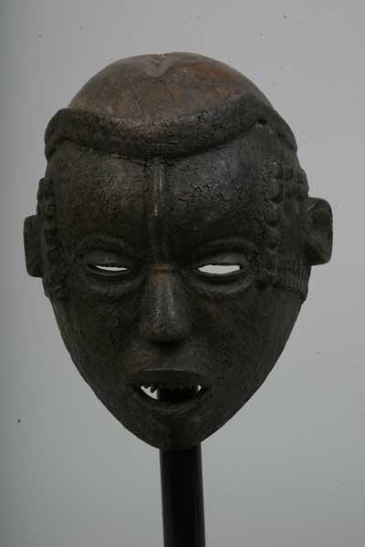 masque africain idoma
